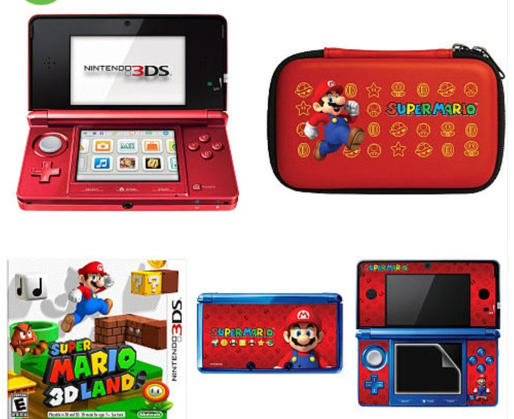 Super Mario Bundle For Nintendo DS Only  SHIPPED At Toys R Us - Us zip code nintendo