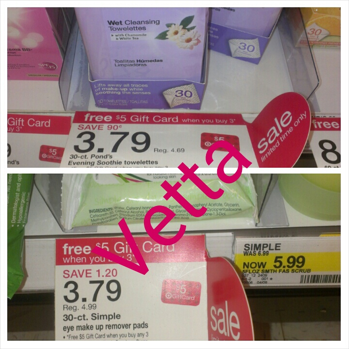 12 Ponds Facial Wipes And Simple Eye Makeup Remover Wipes Target