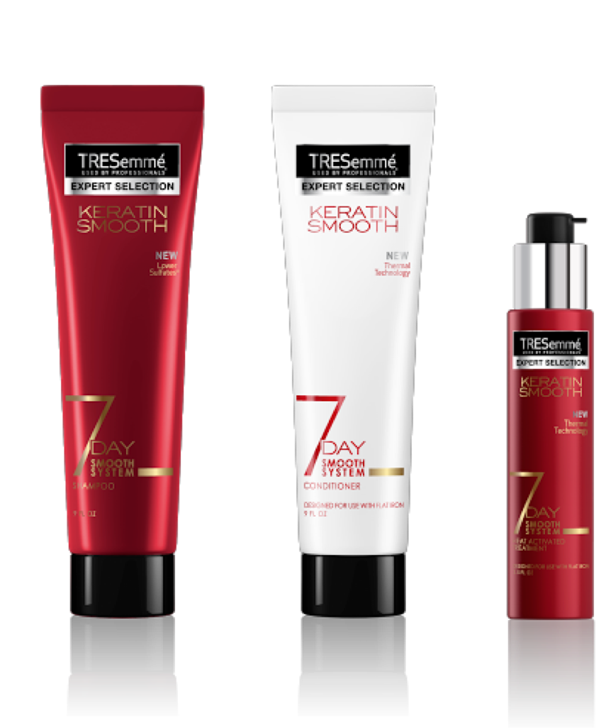 photograph about Tresemme Printable Coupon referred to as Very hot** Fresh B2G1 Cost-free TRESemme 7 Working day Keratin Gentle material