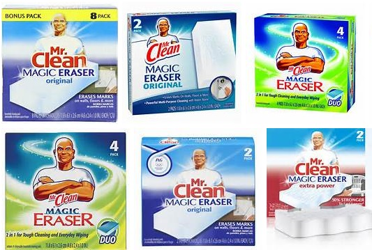 graphic relating to Mr Clean Coupons Printable identify Astounding Fresh new $0.50 off A single Mr. New Magic Eraser Printable