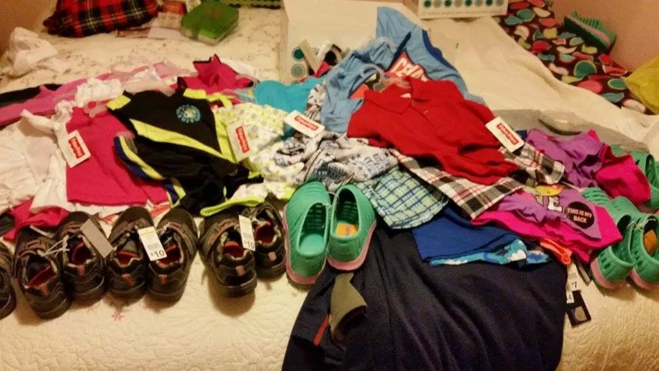 Dollar General Clearance 50 Clothes And More Saving With Vetta Couponing
