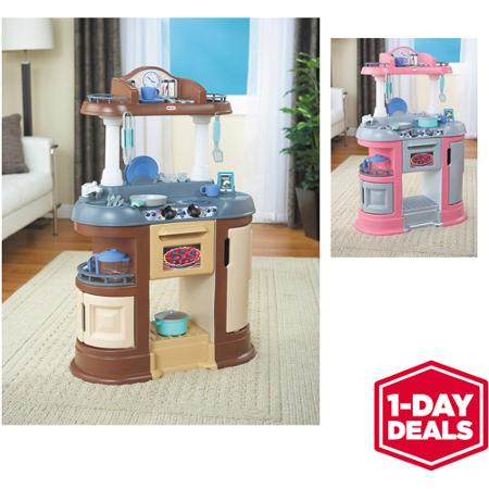 Little Tikes Magicook Kitchen, Neutral Color. Pink or Tan ...