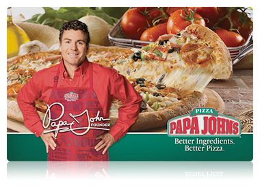 HOT*** $5 Papa John's Gift Card Only $1! Go! – Saving with Vetta ...