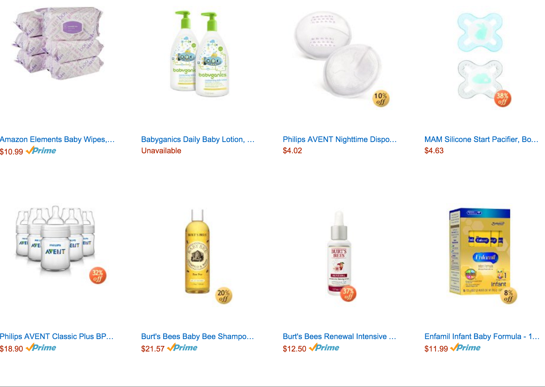 Back Hurry Hot Free Box Of Baby Items And Goodies