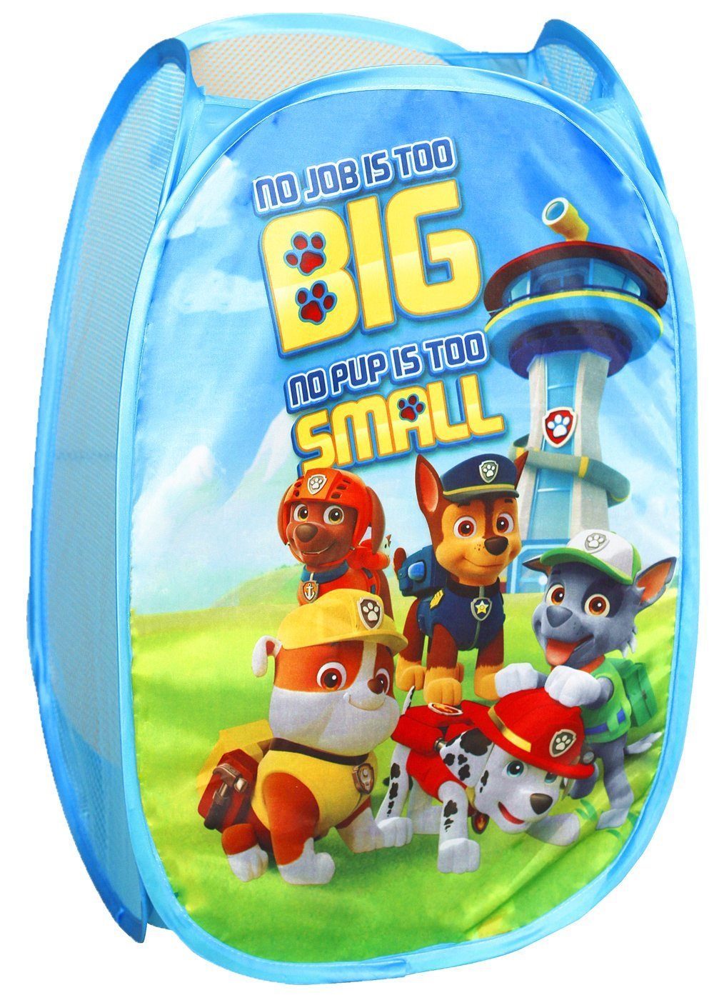 Nickelodeon Paw Patrol Po up H&er Toy Storage Only $11.99 Down From $19.99  sc 1 st  Saving with Vetta & Nickelodeon Paw Patrol Po up Hamper Toy Storage Only $11.99 Down ...