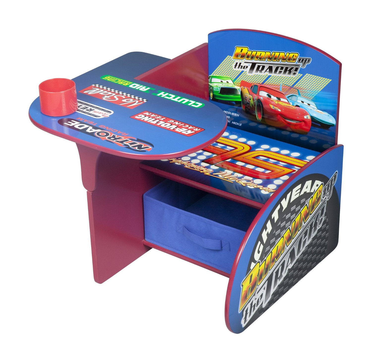 Delta Children Chair Desk With Storage Bin Various Characters Including Mickey Mouse Princesore Only 29 Shipped