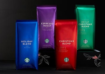 awesome deal on starbucks through the 10th buy 1 get 1 free on starbucks christmas blend whole bean coffee use code b1g1wbxmas from 128 1210 to redeem