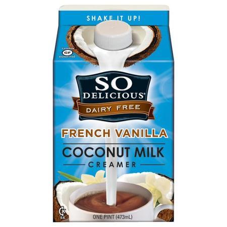 FREE So Delicious Dairy Free Coconut Milk Creamer At Walmart