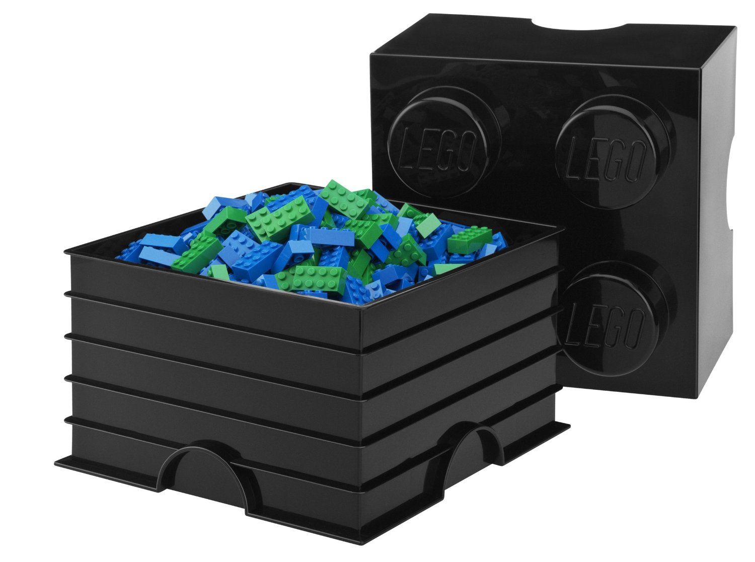 lego s  sc 1 st  Saving with Vetta & LEGO Storage Brick 8 Yellow Only $22.99 Down From $38.99 SHIPPED ...