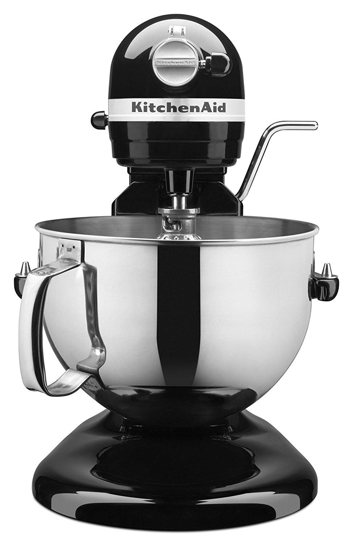 KitchenAid KL26M1XOB Professional 6-Qt. Bowl-Lift Stand Mixer Only on
