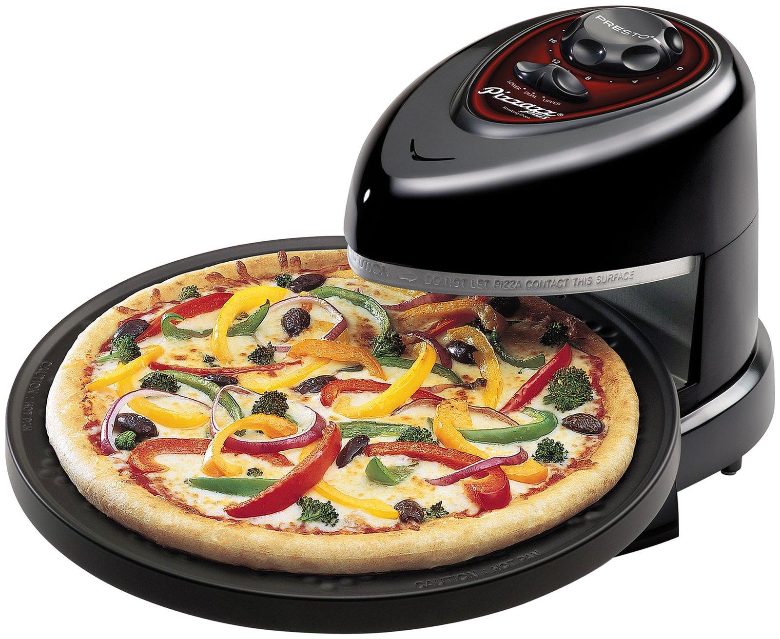 Presto Pizzazz Pizza Oven recommend