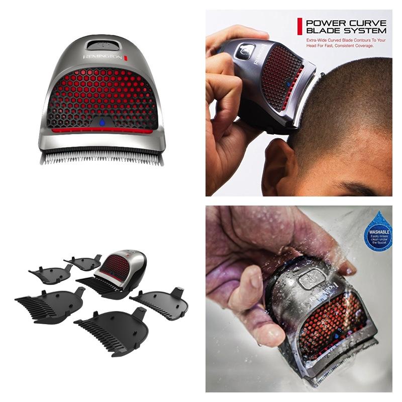 Remington Hc4250 Shortcut Pro Self Haircut Kit Hair Clippers Hair