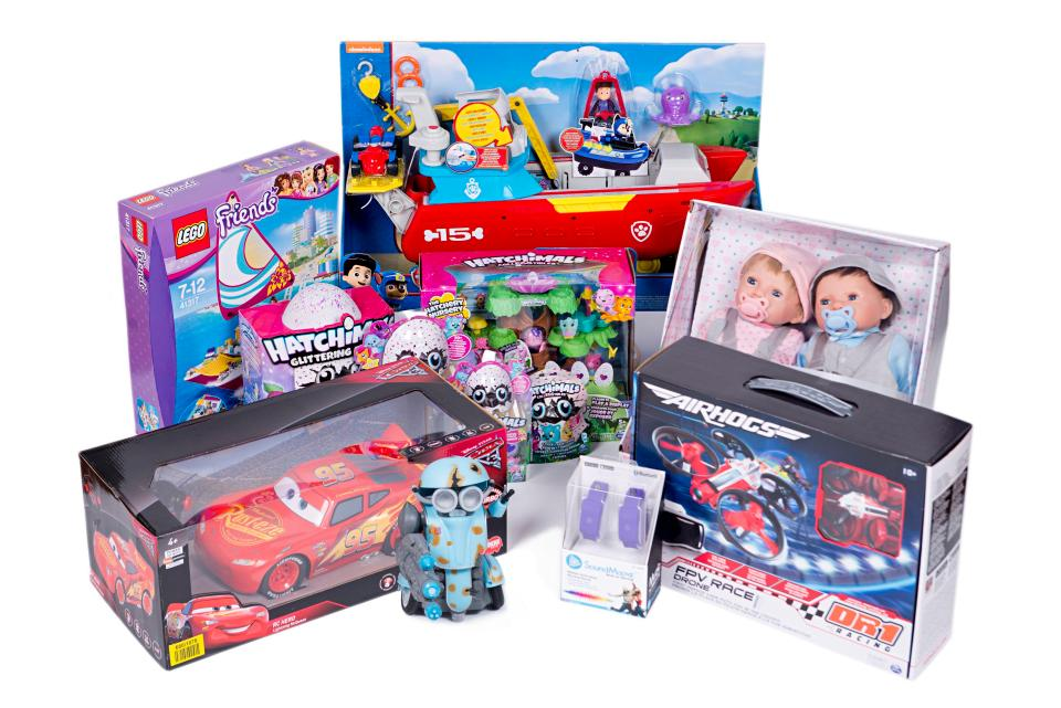 stock up for the holidays and fill the gift closet score 50 off select toys from brands like disney fisher price leapfrog melissa doug and more