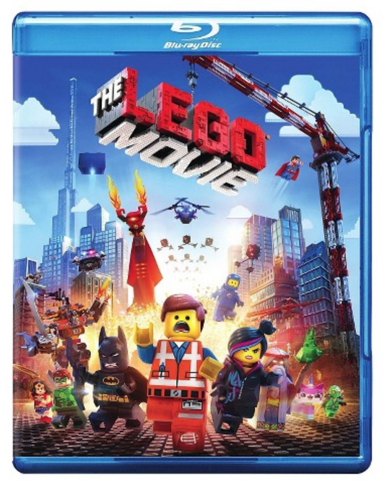The LEGO Movie (2 Discs) (Includes Digital Copy) (UltraViolet) (Blu ...