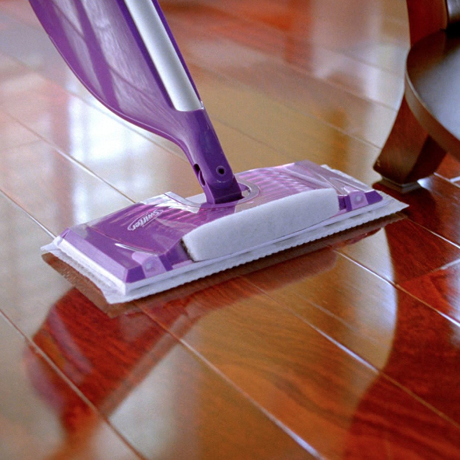 Swiffer Wetjet Extra With Mr Clean Magiceraser